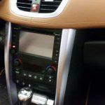 Peugeot 207 navigatie
