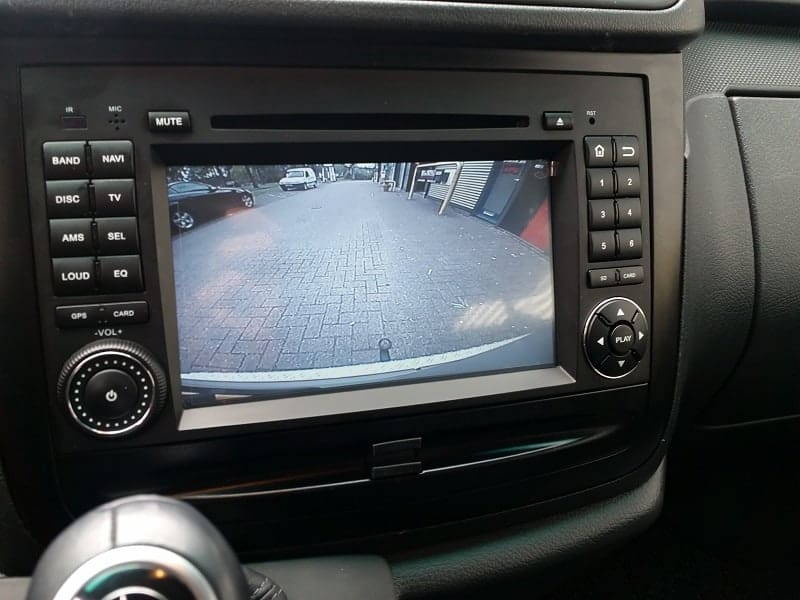 Mercedes vito navigatie autoradio met bluetooth audiovolt for Mercedes benz car stereo code