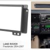 2-din inbouwframe / paneel LAND ROVER Freelander 2004-2007