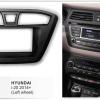 2-din inbouwframe / paneel HYUNDAI i-20 2014+ (Left wheel)