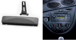1-din inbouwframe / paneel FORD Fiesta 1995-2001; Focus 1998-2004; Galaxy 2000-06; Mondeo 1996-2003; Cougar