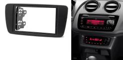 2-din inbouwframe / paneel SEAT Ibiza 2008-2015