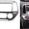 2-din inbouwframe / paneel HYUNDAI i-20 2012-2014 (Auto Air-Conditioning)