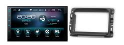 DODGE RAM Android autoradio met navigatie