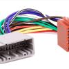 autoradio aansluitkabel / iso kabel voor CHRYSLER 2001+  / JEEP 2002+