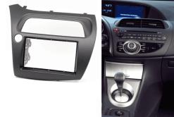 2-din inbouwframe / paneel HONDA Civic Hatchback 2006-2011 (Left Wheel)