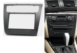 2-din inbouwframe / paneel BMW 1-Series (E81