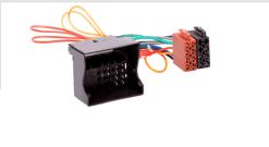 autoradio aansluitkabel / iso kabel voor MERCEDES-BENZ 2004+  / OPEL 2003+