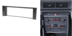 1-din inbouwframe / paneel AUDI A4 (B6) 2000-2006