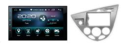 FORD Focus Android autoradio met navigatie