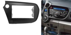 2-din inbouwframe / paneel HONDA Insight 2009-2014 (Left Wheel)