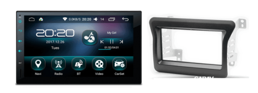 NISSAN NV400 Android autoradio met navigatie