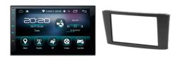 Toyota Avensis Android autoradio met navigatie