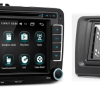 SKODA SuperB Android autoradio met navigatie