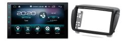 FIAT Doblo (263) / OPEL Combo Tour (D) autoadio met navigatie