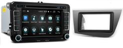 SEAT Leon Android autoradio met navigatie