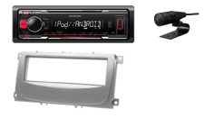 1-din bluetooth autoradio Ford Focus