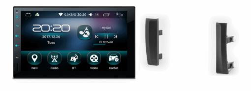 TOYOTA Prius Android autoradio met navigatie