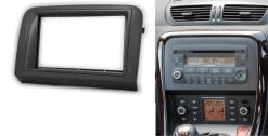 2-din inbouwframe / paneel FIAT Croma 2005-2010