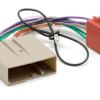 autoradio aansluitkabel / iso kabel voor voorD Fusion 2002-2005