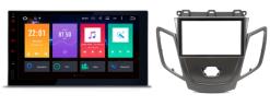 FORD Fiesta (zwart zonder display) autoradio met navigatie