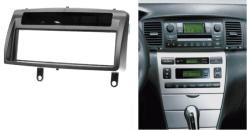 1-din inbouwframe / paneel TOYOTA Corolla 2001-2006 w/pocket