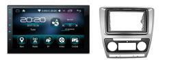 SKODA Octavia 2008-2013 Android autoradio met navigatie
