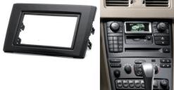 2-din inbouwframe / paneel VOLVO XC90 2002-2014 + installatie beugels