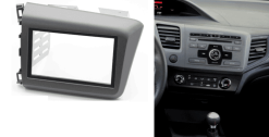 2-din inbouwframe / paneel HONDA Civic Sedan 2011-2013 (Left Wheel)