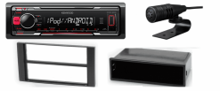 1-din bluetooth autoradio Ford Transit