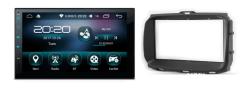 ALFA ROMEO Giulietta (940) Android autoradio met navigatie