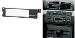 1-din inbouwframe / paneel BMW 3-Series (E46) 1998-2005