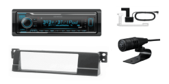 DAB+ bluetooth autoradio BMW E46