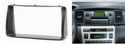 2-din inbouwframe / paneel TOYOTA Corolla 2001-2006