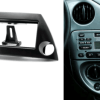 1-din inbouwframe / paneel FORD Ka 1996-2008 (Left Wheel)