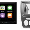 Carplay & Android incl DAB+ Pioneer autoradio navigatie SKODA Yeti 2009+ (Auto Air-Conditioning)