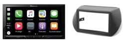 Carplay & Android incl DAB+ Pioneer autoradio navigatie FIAT Fiorino