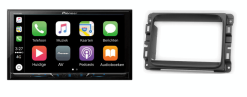 Carplay & Android incl DAB+ Pioneer autoradio navigatie DODGE RAM
