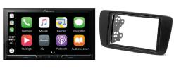 Carplay & Android incl DAB+ Pioneer autoradio navigatie Seat Ibiza 2008 -2012