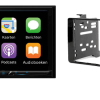Carplay & Android incl DAB+ Pioneer autoradio navigatie Peugeot 4007