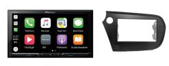 Carplay & Android incl DAB+ Pioneer autoradio navigatie HONDA Insight