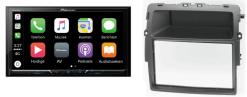 Carplay & Android incl DAB+ Pioneer autoradio navigatie RENAULT Trafic II (EL / FL / JL)