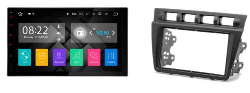 KIA Picanto autoradio met navigatie Android 7.1