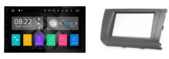 Suzuki Swift autoradio met navigatie Android 7.1