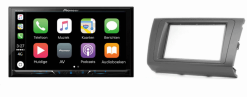 Carplay & Android incl DAB+ Pioneer autoradio navigatie Toyota Yaris