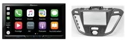 Carplay & Android incl DAB+ Pioneer autoradio navigatie FORD Transit Custom