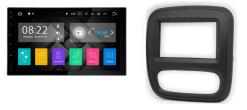 RENAULT Trafic OPEL Vivaro autoradio met navigatie Android 7.1