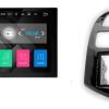 CHEVROLET Spark autoradio met navigatie Android 7.1