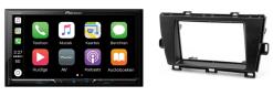 Carplay & Android incl DAB+ Pioneer autoradio navigatie Toyota Prius (ZVW30/35)