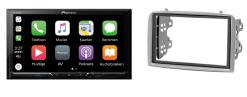 Carplay & Android incl DAB+ Pioneer autoradio navigatie ALFA ROMEO 147 (937)